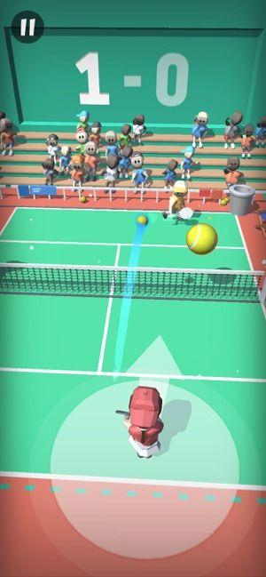 史诗般的网球游戏2020安卓版下载图2:
