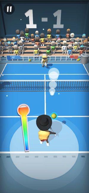 史诗般的网球游戏2020安卓版下载图3: