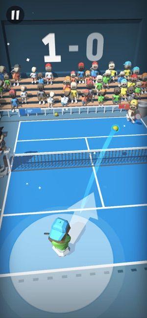 史诗般的网球游戏2020安卓版下载图片1