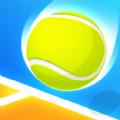 史诗般的网球游戏