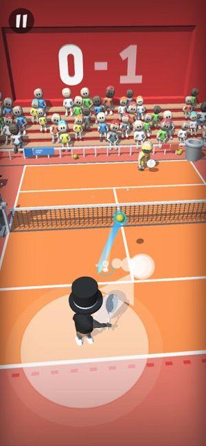 史诗般的网球游戏2020安卓版下载图4: