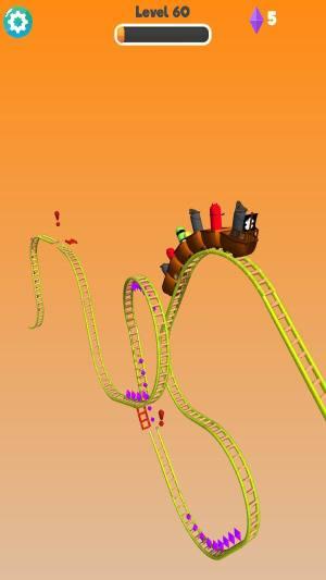 过山车冲鸭游戏安卓版官方下载图片1