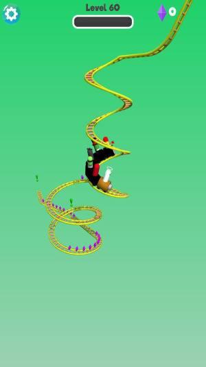 过山车冲鸭游戏图2
