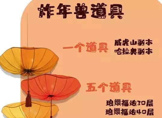 2020暴走英雄坛春节活动大全:新春集字活动奖励一览[视频][多图]图片2