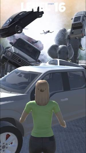 公路大象游戏图2