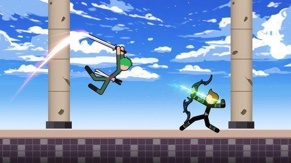 火柴人超级英雄格斗无限金币破解版图3: