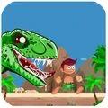 恐龙岛乃是练功的穴居人游戏