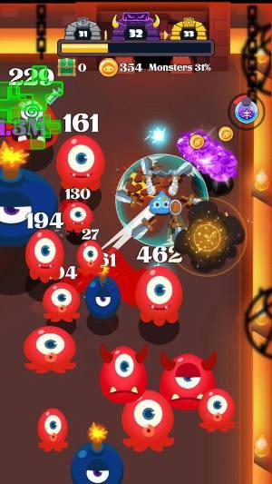 旋转大师地牢游戏无限金币图片1