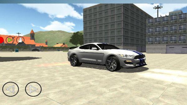 野马汽车模拟驾驶游戏最新手机版图2:
