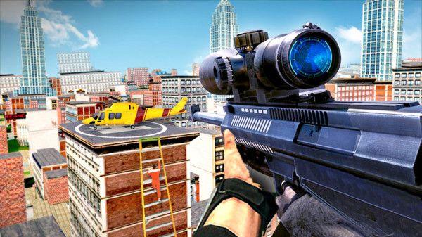 完美的狙击手游戏安卓版图片1