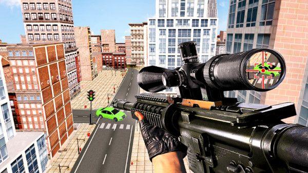 完美的狙击手游戏安卓版图3: