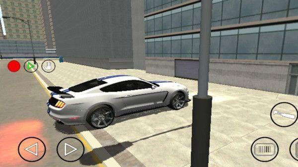 野马汽车模拟驾驶游戏最新手机版图片1