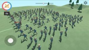 卡通王国战争模拟器游戏中文安卓版图片1