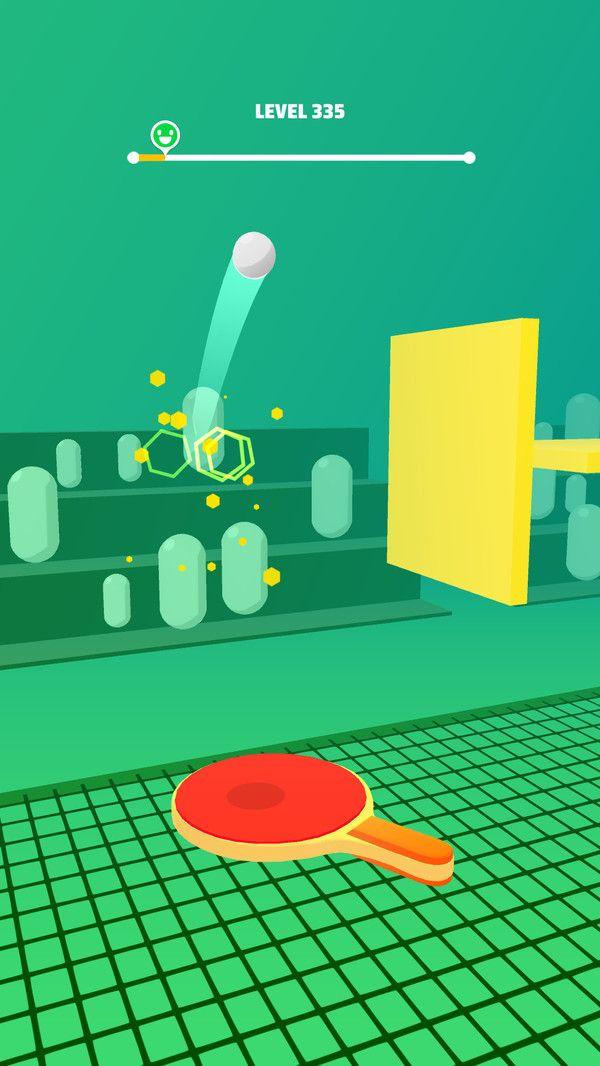 乒乓运球游戏安卓版图1: