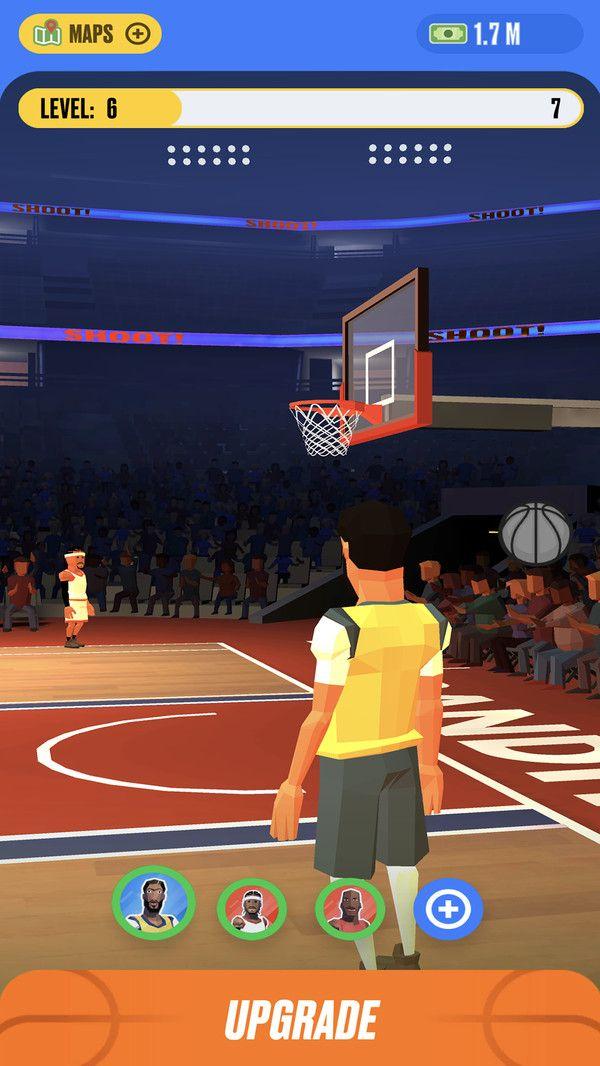 放置美职篮游戏中文手机版图片1