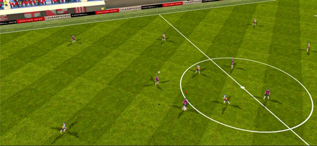 踢来的足球冠军游戏安卓中文版下载图3: