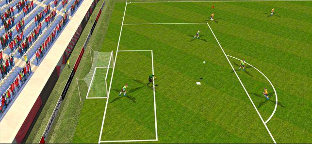 踢来的足球冠军游戏安卓中文版下载图5: