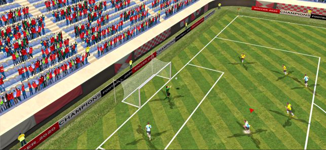 踢来的足球冠军游戏安卓中文版下载图4: