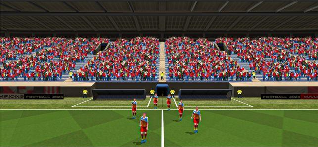 踢来的足球冠军游戏安卓中文版下载图片1