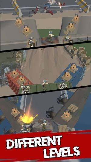合并炮塔僵尸防御中文版图2