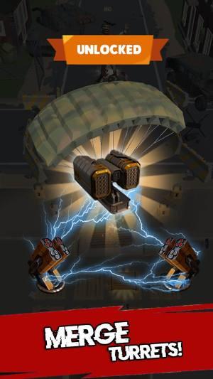 合并炮塔僵尸防御游戏中文手机版图片1