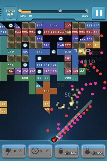 一直消砖块游戏红包版图1: