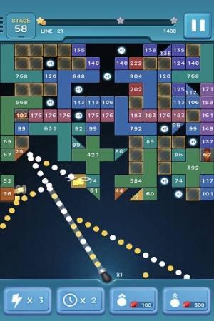 一直消砖块游戏图2