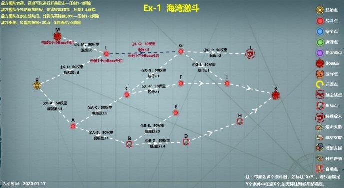 战舰少女R极地奏鸣曲EX-1怎么过?极地奏鸣曲EX-1海湾激斗攻略[视频][多图]图片1