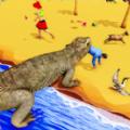 科莫多巨龙狂暴3D手机版