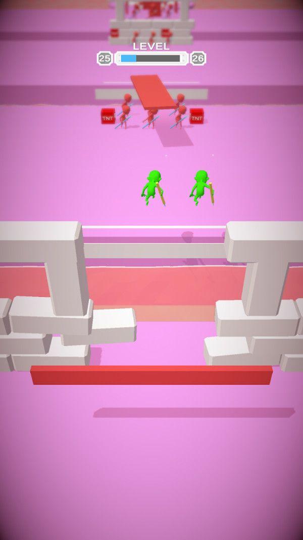 疯狂矛战游戏安卓版最新版图1: