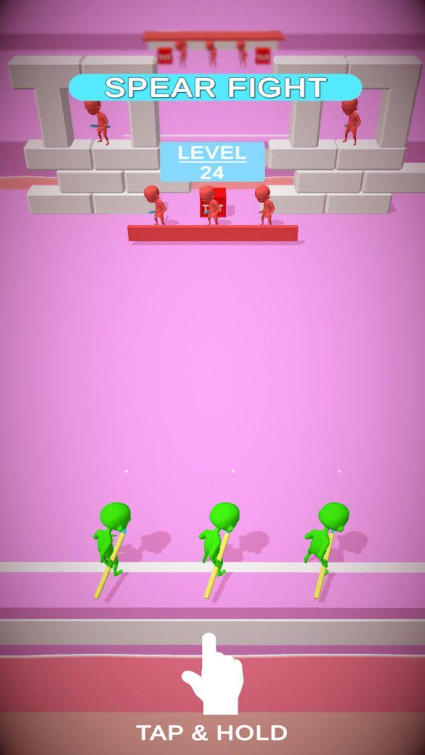 疯狂矛战游戏安卓版最新版图3: