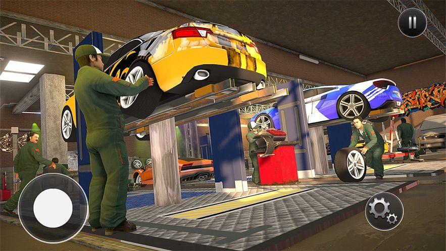 汽车机械垃圾场巨头游戏安卓正式版图3: