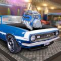 汽车机械垃圾场巨头游戏
