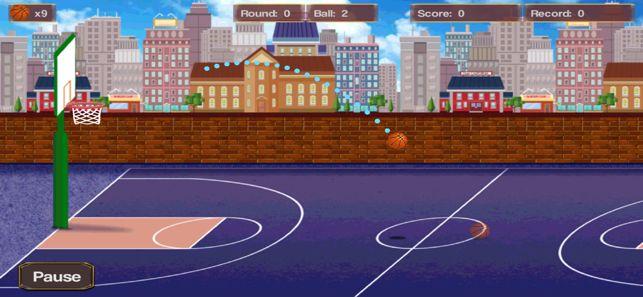 第86场篮球赛游戏中文安卓版(Game86 Basketball)图3:
