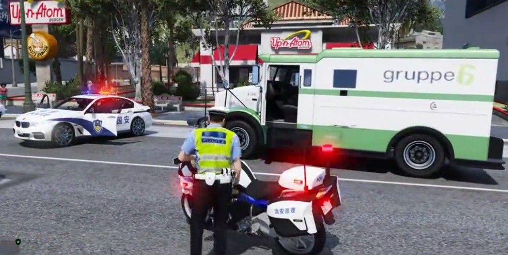 中国警察模拟器手机版安卓游戏图片1