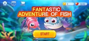 鱼的奇妙冒险游戏图1