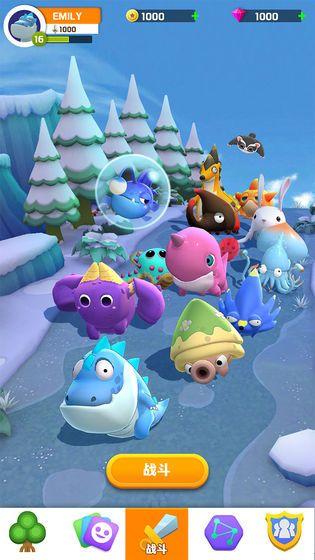 小小怪物团游戏安卓版2020图5: