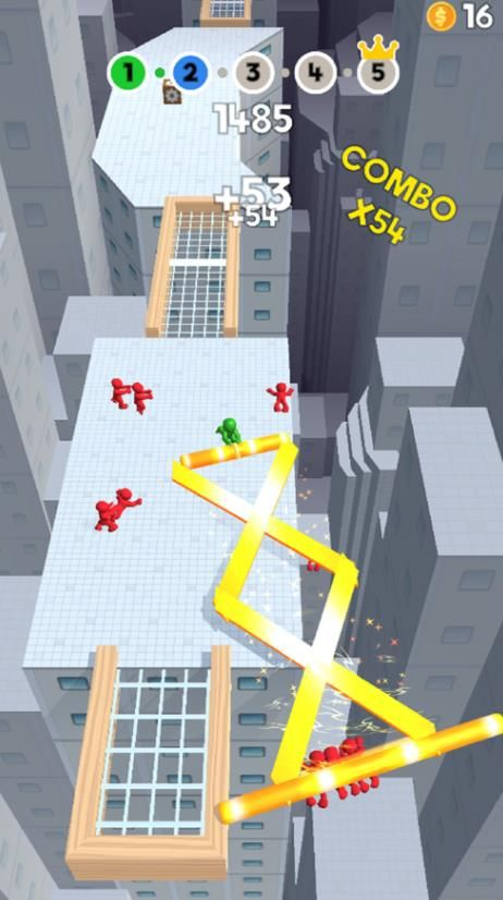 小人推推推游戏中文版安卓版图1: