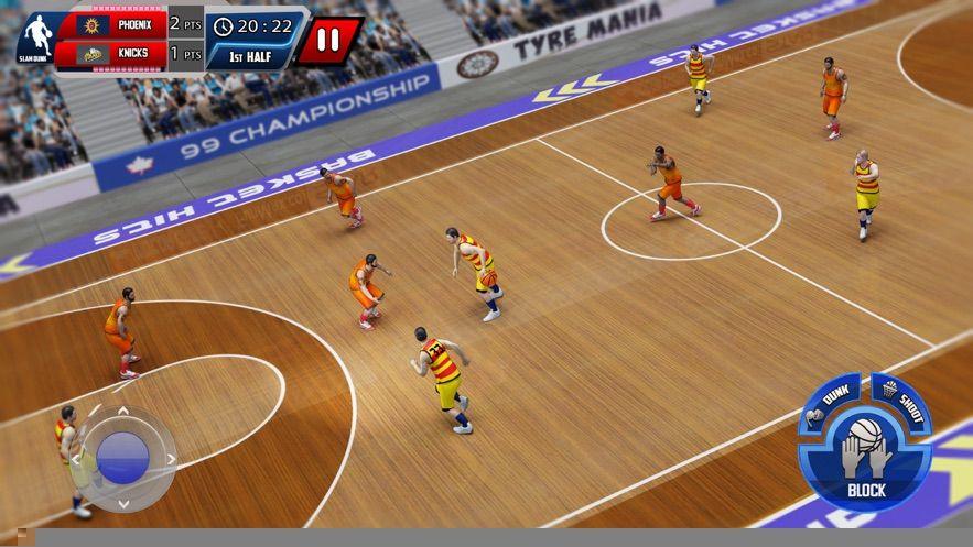 篮球精英游戏安卓最新版图4: