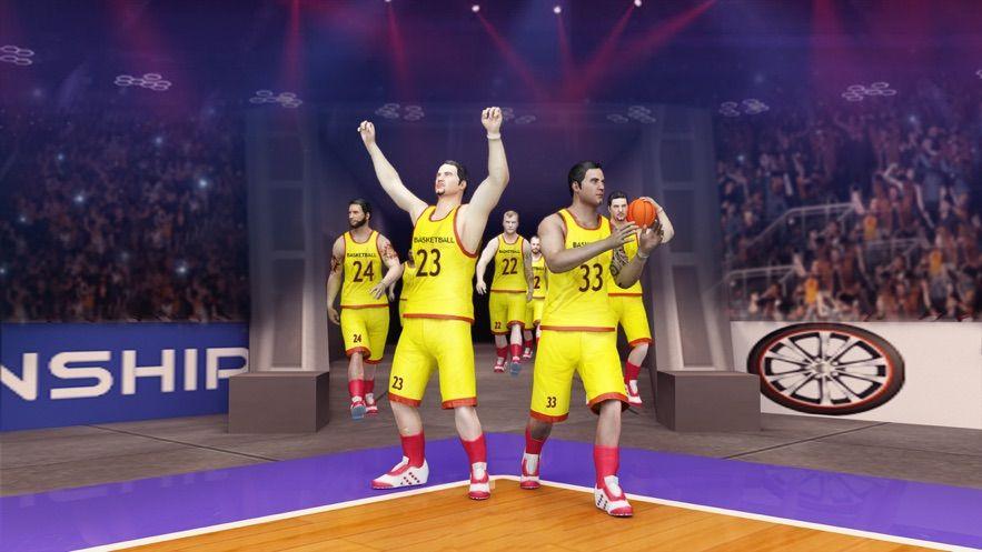 篮球精英游戏安卓最新版图1: