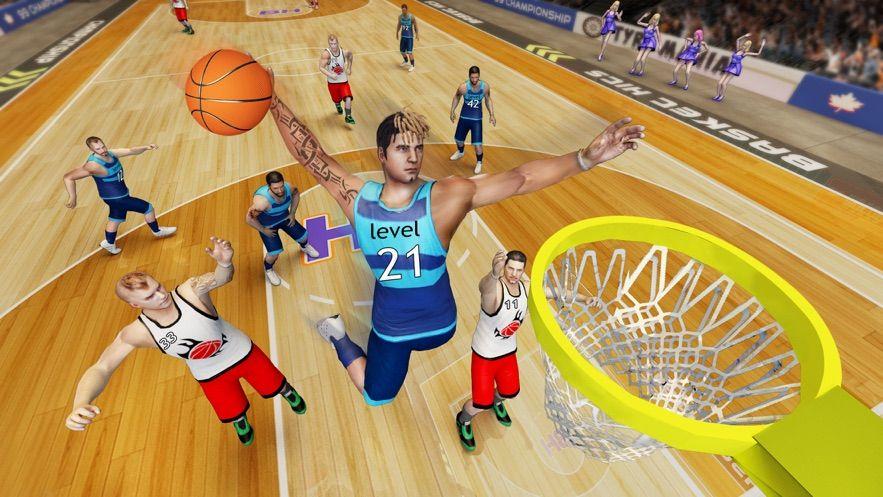 篮球精英游戏安卓最新版图片1
