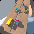 卡车高空竞技3D游戏