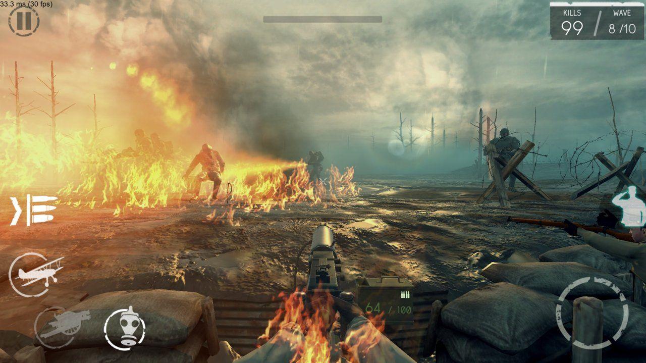ZWar1死亡之战游戏最新版安卓版图片1