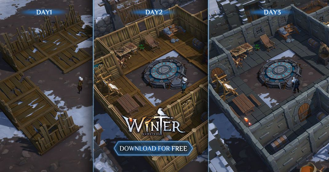 寒冬来临2020安卓版最新版图3: