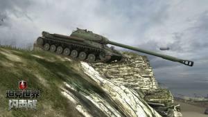 《坦克世界闪击战》C系新坦克登录国服!新年开响第一炮图片5