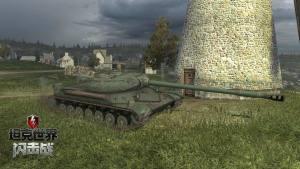 《坦克世界闪击战》C系新坦克登录国服!新年开响第一炮图片2
