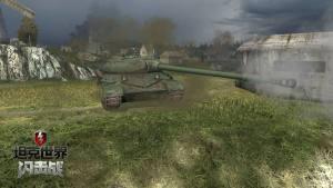 《坦克世界闪击战》C系新坦克登录国服!新年开响第一炮图片4