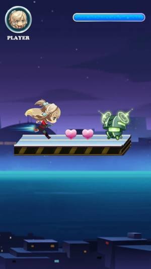 超级跑步女神游戏图2
