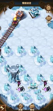 剑与远征雪踪迷径箱子怎么获取?雪踪迷径隐藏宝箱获取攻略[多图]