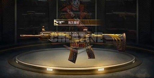 和平精英m4金龙特效枪皮怎样得?五曜赐福活动枪皮获取方法一览[视频][多图]图片2